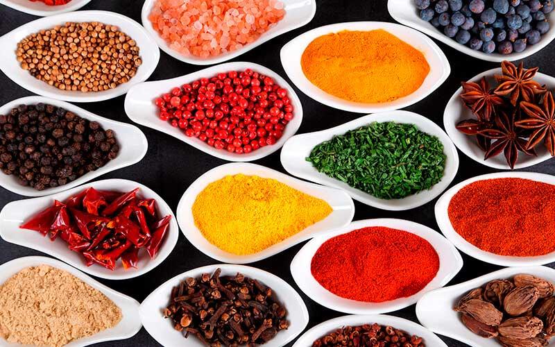 Los 6 sabores en Ayurveda