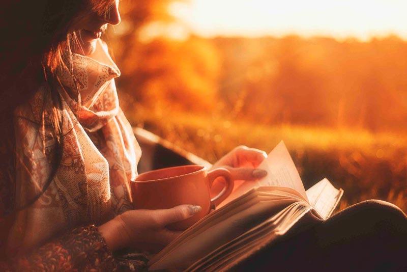 Lectura en tus rutinas Ayurveda