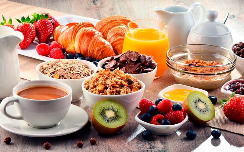 Desayuno dosha rutina Ayurveda