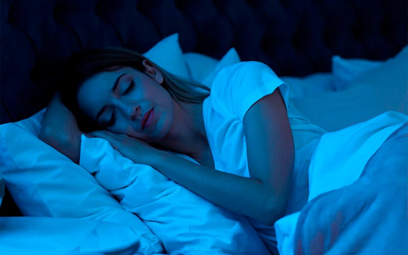 Duerme para tu rutina diaria Ayurveda