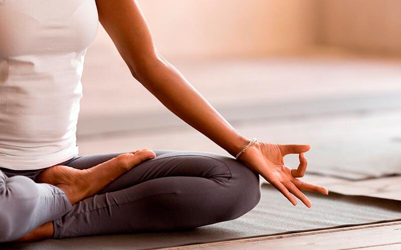 Meditar en tu rutina diaria Ayurveda