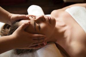 Masaje para combatir el estrés