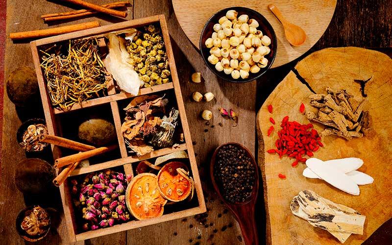 Tratamiento herbal para la endometriosis