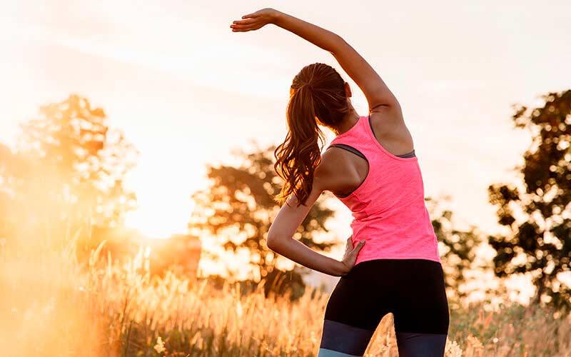 Ejercítate para limpiar tu cuerpo de toxinas