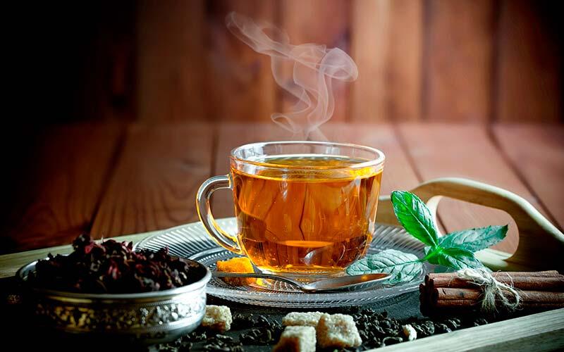 Las bebidas calientes ayudan a la dieta de desintoxicación