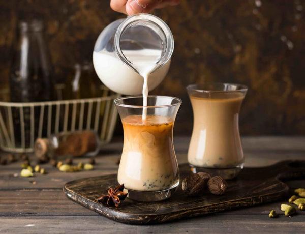 Latte de Regaliz y Ghee