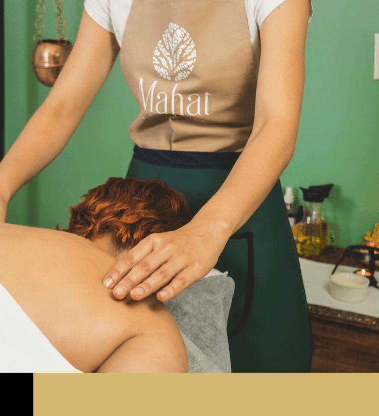 Beneficios de los masajes para el estrés