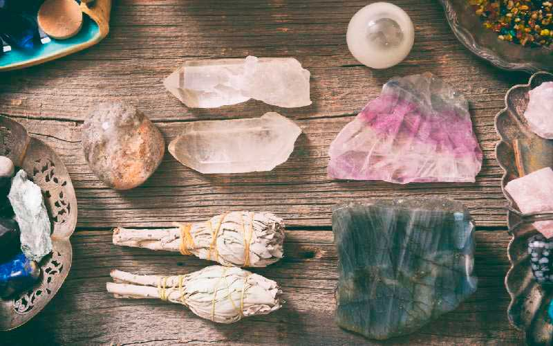 Cristales y Minerales que actúan en cada Dosha