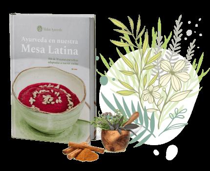 E-Book de cocina Ayurveda