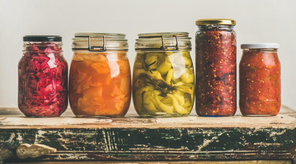 Qué son los alimentos fermentados